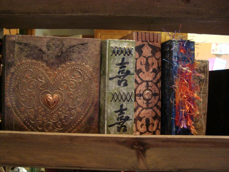 Heart and soulbookshelf