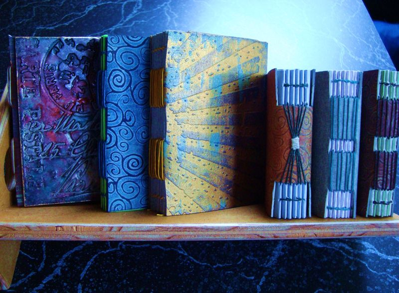 Grungy little books